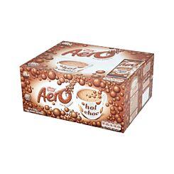Nestle Aero Hot Drinking Chocolate 24g Pack of 40