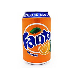 Fanta Orange 330ML Packof 24 Cans