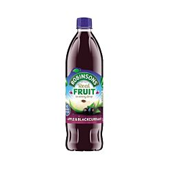 Robinsons Apple And Blackcurrant Squash No Sugar 1 Litre
