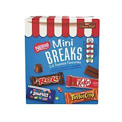 Nestle Mini Breaks Box of 24