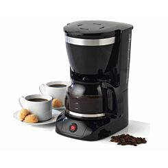Salter Coffee Maker with Keep Warm Function 1.25L