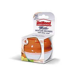 Unibond Mini Moisture Absorber Citrus
