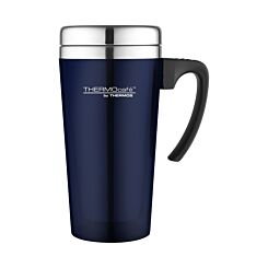 ThermoCafe Thermos Translucent Travel Mug 420ml