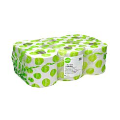 Maxima Green 1 Ply Centre Feed Roll Hand Towel Case of 6