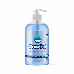 Orca Gel 70 Hand Sanitiser 500ml