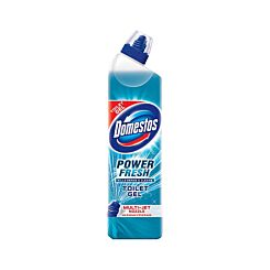Domestos Fresh Ocean Toilet Cleaner 700ml Pack of 6