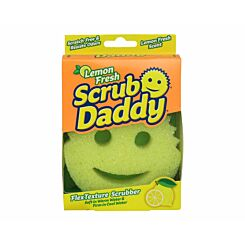 Scrub Daddy Scrubbing Sponge Lemon Fresh