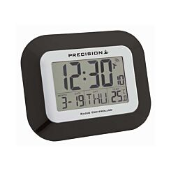 Precision LCD Wall Mountable Clock