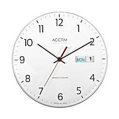 Acctim Datetime Wall Clock