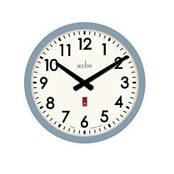 Acctim Elswick Wall Clock Blue