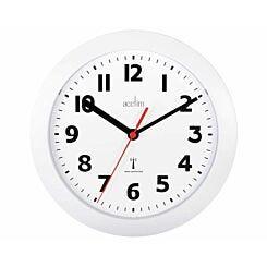 Acctim Parona Radio Controlled Wall Clock 23cm