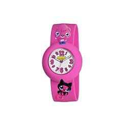 Moshi Analogue Monsters Watch Pink