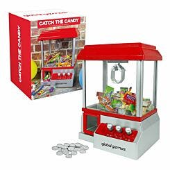 Global Gizmos Candy Grabber Arcade Machine
