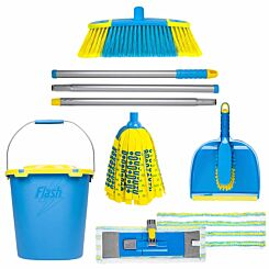 Wham Flash Ultimate Floor Clean Kit