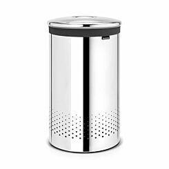 Brabantia 60 litre Laundry Bin Metal Lid
