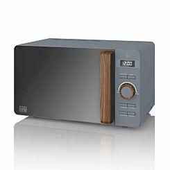 Swan Nordic Digital Microwave 20L 800W