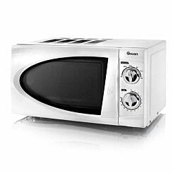 Swan Manual Microwave 20L 800W