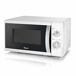 Swan Solo Manual Microwave 20L 800W