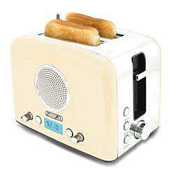 SMART Retro Radio 2 Slice Toaster