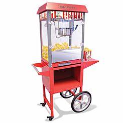 SMART Full Size Popcorn Cart