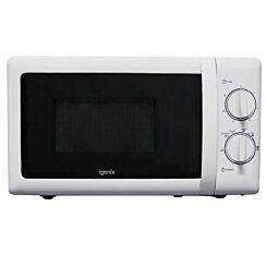 Igenix Manual Microwave with Steel Cavity 20 Litre 800W