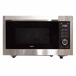 Igenix Digital Combi Microwave with Stainless Steel Trim 30 Litre 1000W