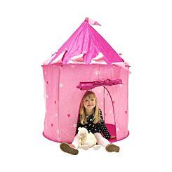 Charles Bentley Pink Princess Castle Play