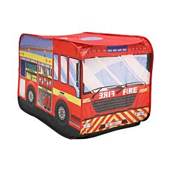 Charles Bentley Fire Engine Play Tent