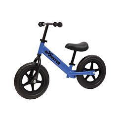 Charles Bentley Monster Kids 12 Inch Balance Training Bike Age 18 Months - 5 Years
