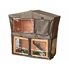 Charles Bentley Deluxe Pet Hutch Cover for Pet Hutch.03