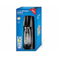 SodaStream Spirit Machine Black