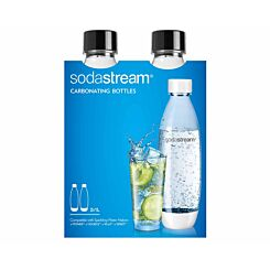 SodaStream Twin Pack 1 Litre Bottles