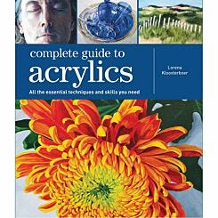 Complete Guide to Acrylics by Lorena Kloosterboer