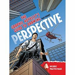 The Graphic Novelists Guide to Drawing Perspective by Dan Cooney