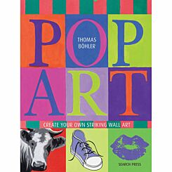 Pop Art Create Your Own Striking Wall Art Book