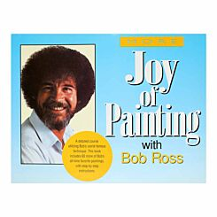 Bob Ross More Joy of Painting Book