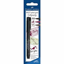 Faber Castell Pitt Artists Calligraphy Pen