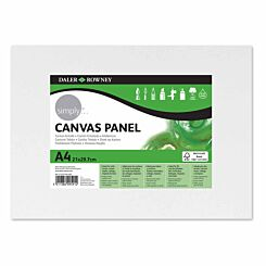 Daler Rowney Simply Canvas Panel A4