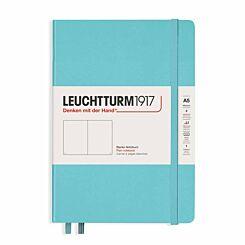Leuchtturm Notebook Plain A5 Aquamarine