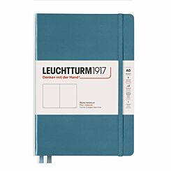 Leuchtturm Notebook Plain A5 Stone Blue