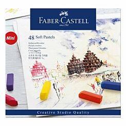 Faber-Castell Creative Studio Soft Pastels Box of 48