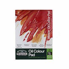 Winsor and Newton Winton Oil Colour Pad 12 x 9 Inch