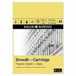 Daler Rowney Smooth Cartridge Pad A4