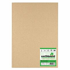 Cachet Earthbound Hardbound Sketchbook A4