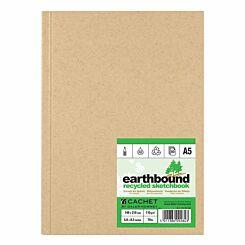 Cachet Earthbound Hardbound Sketchbook A5