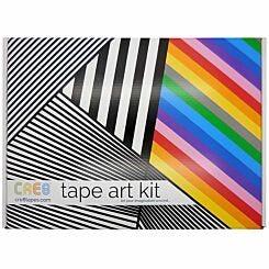 CRE8 Tape Art Kit 20 Piece