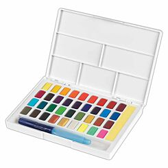 Faber Castell Watercolours Set of 36