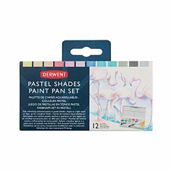 Derwent Pastel Shades Paint Set