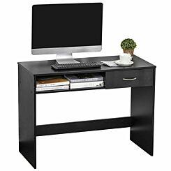 Barat Computer Desk with Storage