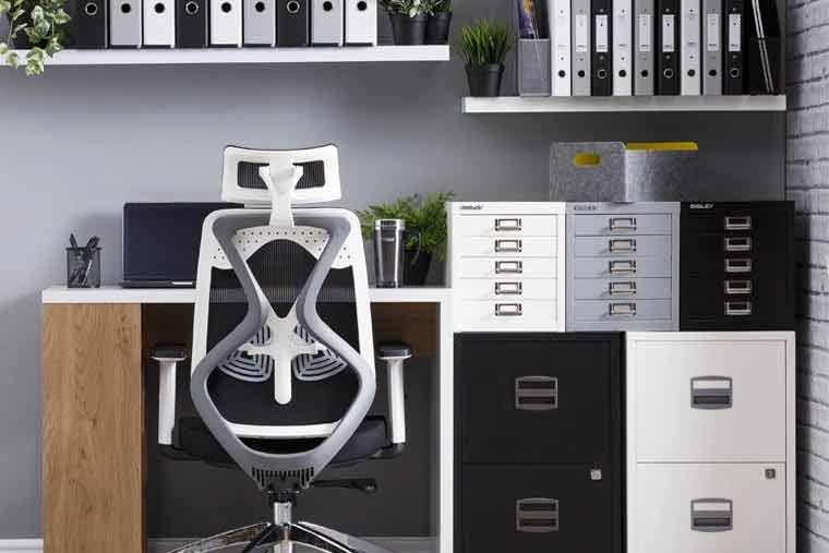 8 Home Office Organisation Ideas